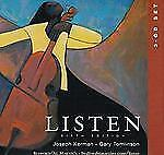 Various Artists 3 CD Set to Accompany Listen 6th Edition CD