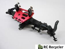 Axial SCX10 Locked Front Axle STRC Alu 4 Link Servo Plate 1/10 Scale Crawler