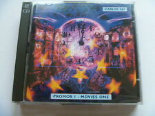 PROMOS MOVIES ONE  2 CD CARLIN  RARE LIBRARY SOUNDS MUSIC CD