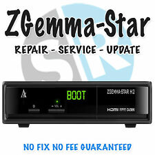 ZGemma Star S H1 2S S2 Repair - Service - Update - Image Update - Blue Light Fix