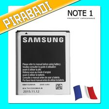 BATTERIE INTERNE ORIGINALE NEUVE POUR GALAXY GALAXY NOTE 1 N7000 ORIGINE