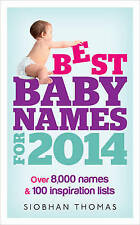 Best Baby Names for 2014,GOOD Book