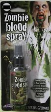 ZOMBIE BLOOD SPRAY Body Clothes Halloween Costume Stage Theater Walking Dead NEW