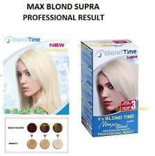 Max Blond Hair Bleaching Lightening Kit product Professional result No Ammonia