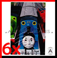 6X THOMAS THE TANK ENGINE PARTY LOOT LOLLY BAGS BIRTHDAY PARTY SUPPLIES
