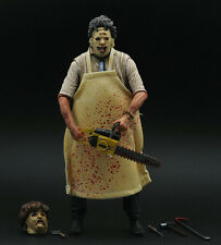 "The Texas Chainsaw MASSACRE PVC Action Figure Loose Model Toy 7"" ZX413"