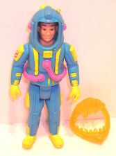 Real Ghostbusters SUPER FRIGHT RAY STANTZ w/ GHOSTAction Figure 1989 Vintage