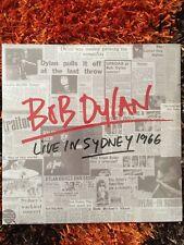 BOB DYLAN - LIVE IN SYDNEY 1966 TOUR VINYL LP SEALED