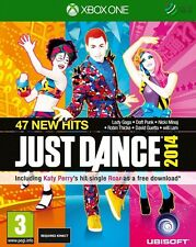Just DANCE 2014 KINECT XBOX ONE * NUOVO SIGILLATO PAL *
