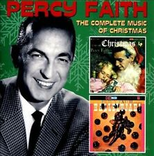 Percy Faith: The Complete Music of Christmas. 2CD Set Holiday Music