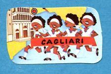 CALCIATORI 1975-76 Panini - Figurina-Sticker n. 340 - CAGLIARI - SAGOMATA -Rec