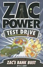 Zac's Bank Bust (Zac Power Test Drive), Larry, H. I., New Books