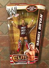 Mattel WWE Elite  DANIEL BRYAN Figure Series 19 Team Hell No YES YES YES Shirt