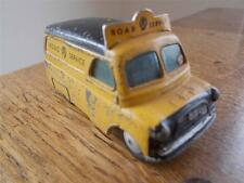Vtg CORGI Toys BEDFORD AA VAN Road Service Chassis Diecast Tinplate Made in GB