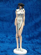 Sexy Big Boobs Bust Lady in Dress 13cm PVC Figure Figurine Erotic Japanese Anime