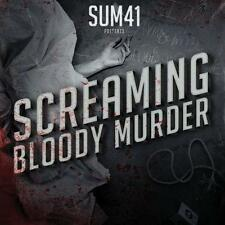 Sum 41 - SCREAMING BLOODY MURDER   -  CD NEU