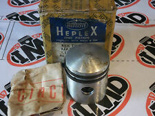"VINTAGE REX 49cc MOPED PISTON KIT +20"" HEPOLITE UK NEW NOS"