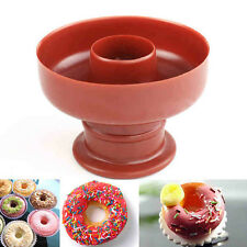Hot Donut Maker Cutter Mold Fondant Cake Bread Desserts Bakery Mould Tool New