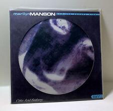 MARILYN MANSON & SPOOKY KIDS Coke And Sodomy Vol. 1 PICTURE DISC VINYL LP 2002