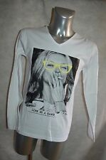TEE  SHIRT  GANGSTER UNIT GU613 NEUF TAILLE XL  TOP  KATE MOSS LIFE IS GAME