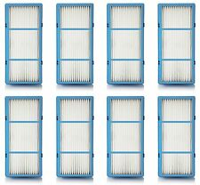 Holmes AER1 HEPA Total Air Filter Replacement For Purifier HAP242-NUC, 8 Filters