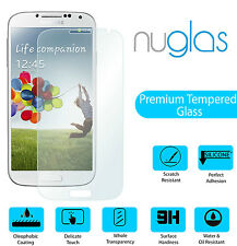 GENUINE NUGLAS TEMPERED GLASS SCREEN PROTECTOR FOR SAMSUNG GALAXY S4-MINI i9190