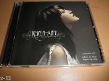 KEREN ANN rare ADVANCE VERSION release CD Not Going Anywhere RIGHT NOW RGHT HERE