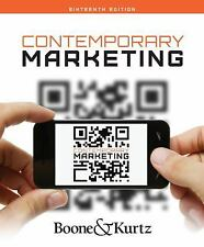 ACCESS CODE ONLY --Contemporary Marketing 16E by Boone, Kurtz