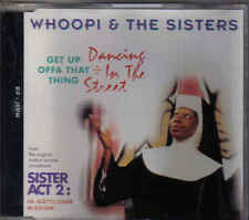 Whoopi Goldberg&The Sisters-Dancing In The Street cd maxi single