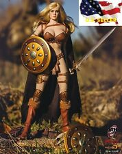 PHICEN 1/6 Arhian Head Huntress Sparta Figure set PL2016-85 very hot toys USA