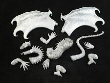 Tom Meier Thunderbolt Mountain Metal Miniatures : Gigantic Green Dragon Kit