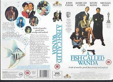 A Fish Called Wanda, John Cleese Video Promo Sample Sleeve/Cover #13890
