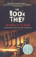 The Book Thief by Markus Zusak ANNIVERSARY EDITION PAPERBACK 2008 #1 BESTSELLER