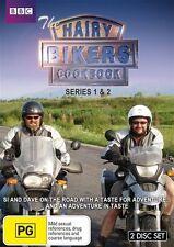 The Hairy-Bikers Cookbook : Series 1-2 (DVD, 2010, 2-Disc Set) - Region 4