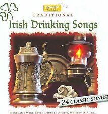 NEW Irish Drinking Songs, Traditional (Audio CD)