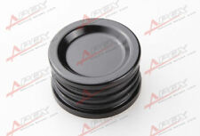 BLACK ANODIZED ALUMINUM RACING CAM/CAMSHAFT SEAL FOR HONDA B16 B18 B20 H22 H23
