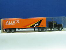 "Wiking H0 1:87 Nr: 527 Peterbild 40ft Container-Sattelzug ""Allied"" (LU2245)"