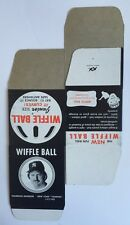 1978 Wiffle Ball Complete Unused Junior Size Box  Thurman Munson Yankees Mint