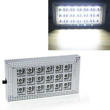 ABS 18 LED 12V Car Van Bus Interior Ceiling Dome Roof Light Lamp Bright White