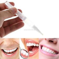Tooth StainEraser Teeth Whitening Gel Pen 2ML Teeth whitening pen plastic case