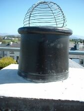 "8"" WIRE BALLOON CHIMNEY BIRD GUARD COWL"