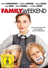 EDDIE HASSELL,SHIRLEY JONES KRISTIN CHENOWETH - FAMILY WEEKEND   DVD NEU