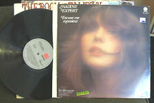 Nadine Expert Excuse Me Monsieur Brazil LP Sexy Nude rolling stones gate '78 WOW