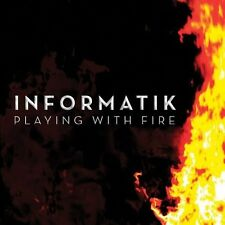 INFORMATIK Playing With Fire CD 2013