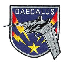 STARGATE - Atlantis - DAEDALUS  Patch - Uniform Aufnäher