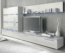 Liren 1 White TV Units / Entertainment wall units/ TV Cabinets/ Modern TV Stands