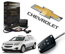2010-2015 CHEVROLET EQUINOX PLUG & PLAY REMOTE START DIY PLUG IN INSTALL CHEVY