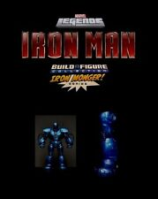 Marvel Legends Iron Man Wave Series: MONGER LEFT LEG Build A Figure ML BAF Part