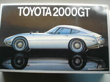 Fujimi Vintage 1/16 Scale Toyota 2000GT Model Kit - Super Rare - New Kit # 10117