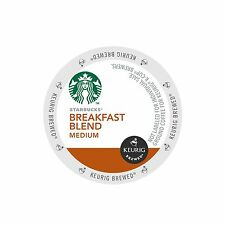 Starbucks Breakfast Blend Coffee Keurig K-Cups 24-Count